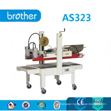 Semi Automatic Manual Flaps Fold Bottom Sealer